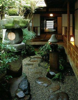 新城花园酒店,日式景观效果图