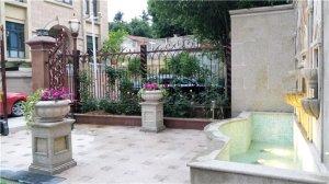 常熟美墅馆,欧式花园效果图