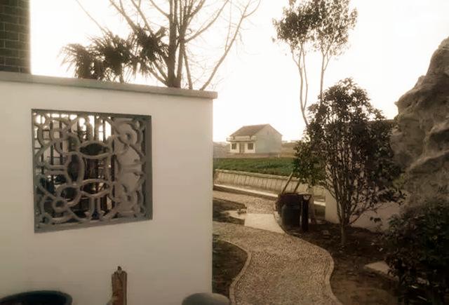 农村自建房,简约大气农村庭院设计300平左右