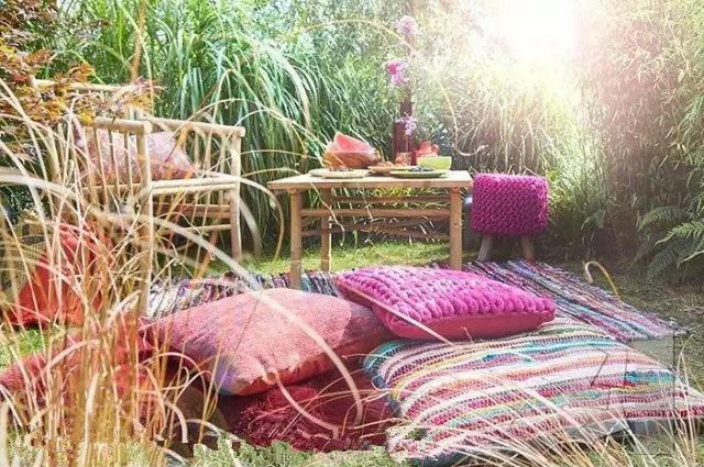 【案例分享】小空间大花园,40平米小庭院设计实景图