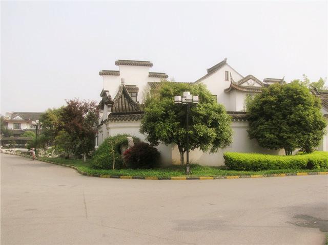 华彬江南锦超五星级会所,六艺酒店营造