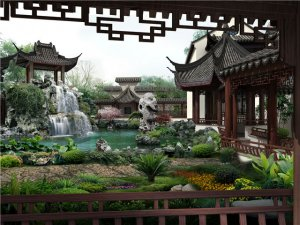 华彬江南锦,超五星级会所,六艺酒店设计