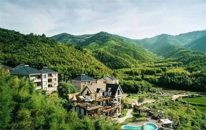 私家庭院设计:莫干山的秘密花园,乡村改造