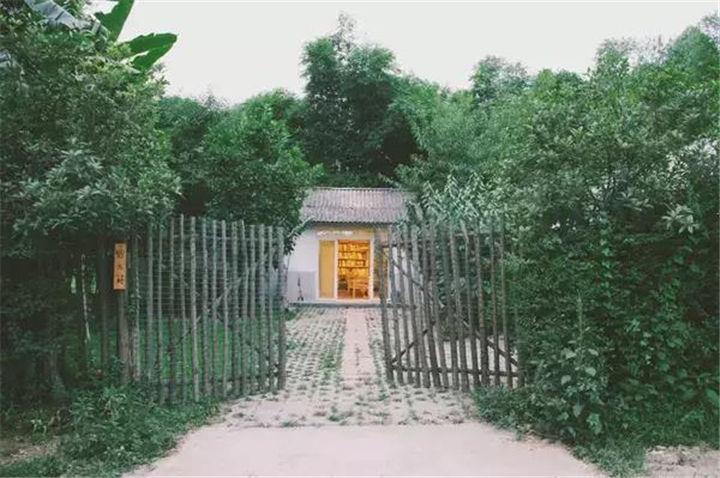 创意别墅庭院设计效果,隐于世的城间小院