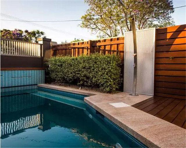 小面积庭院设计,私家庭院设计,现代简约风庭院