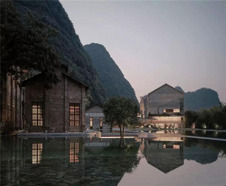 创意庭院设计:60年代老糖厂变身最美酒店