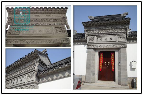 苏州庭园古建工程