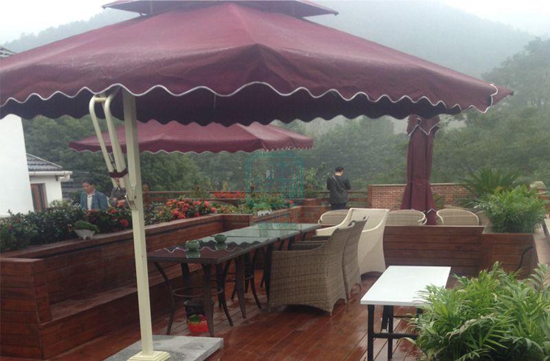 旺山精品酒店屋顶花园
