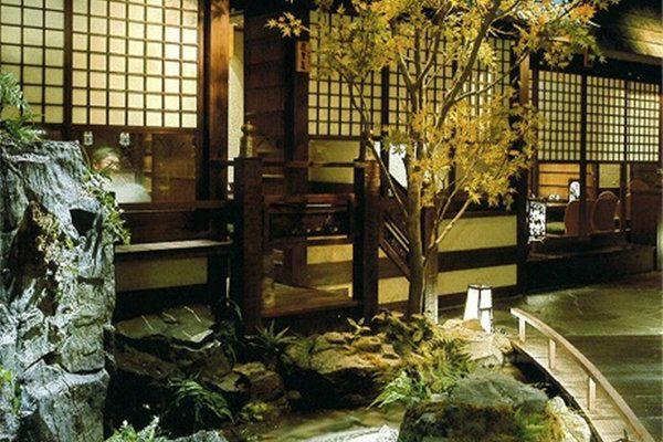 苏州新城花园酒店日式景观