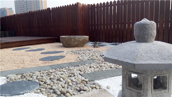 苏州海和苑屋顶花园设计施工