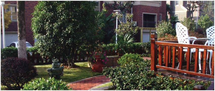 棕榈湾别墅景观 苏州庭院景观设计典范