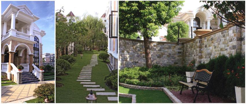 美食庭园景观 方田木子园林艺术 与您分享最新设计