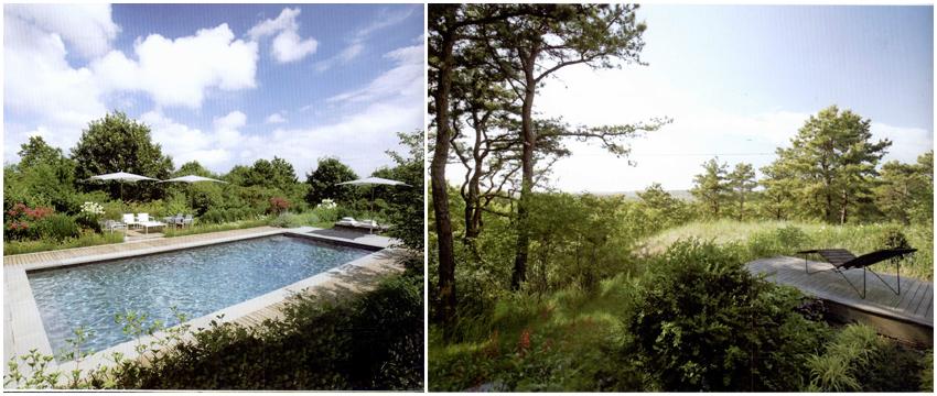 优美的私家别墅花园设计 同样需要考虑其它自然因素
