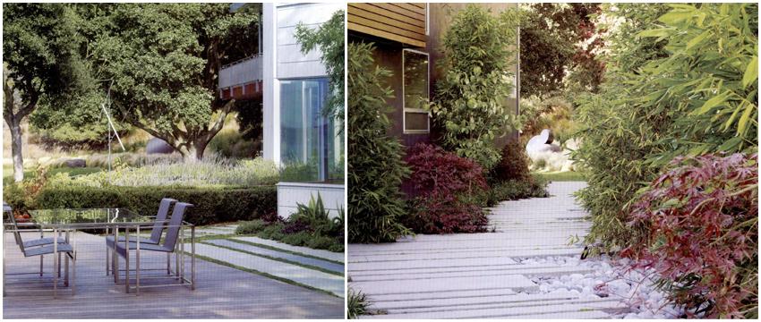 雕像主题花园景观设计 想象力的无限空间