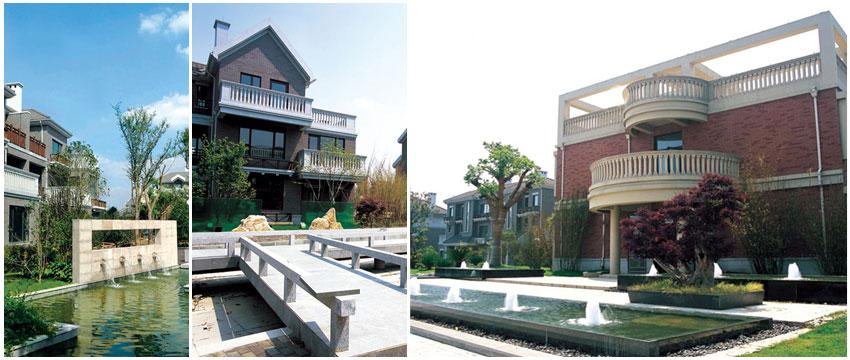 园林景观设计 方田木子园艺打造端庄大气的颐和公馆